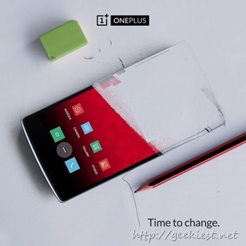 OnePlus Two–Announcement on June 1