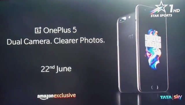 OnePlus official ad India