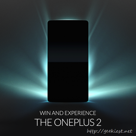 OnePlus two first teaser image