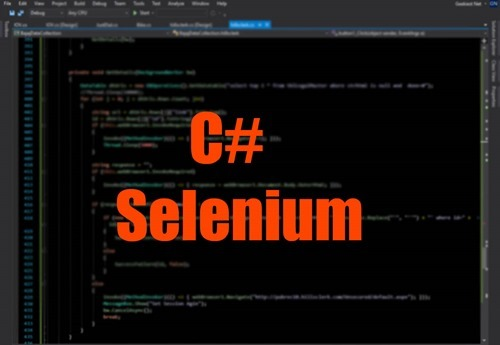 OpenQA Selenium C samples