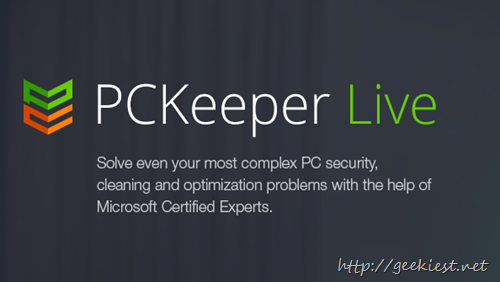 PCKeeper Live–Review and Giveaway