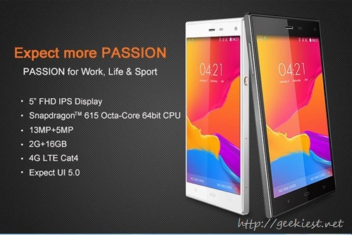 PHICOMM Passion 660 announced in India INR 10999