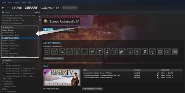 Paradox Interactive Regional Prices