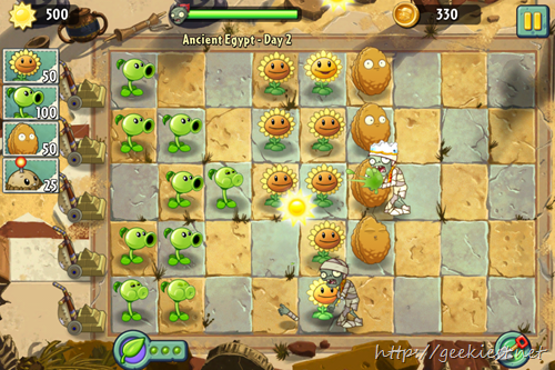 Plants and Zombies 2 Free    Screenshot 1