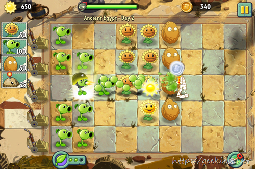Plants and Zombies 2 Free    Screenshot 2