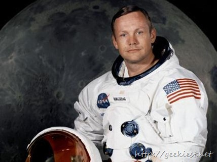 RIP Neil Armstrong, the first man on Moon