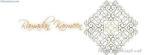 Ramadan Kareem–Facebook Cover Photo 02