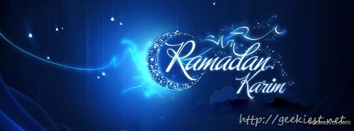 Ramadan Kareem–Facebook Cover Photo 08