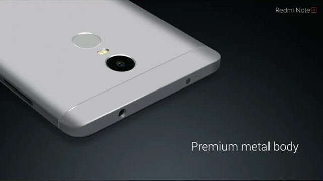 Redmi Note 4 a