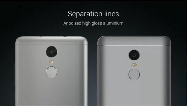 Redmi Note 4 with 4,100 mAh battery, 5 5 inch FHD, Snapdragon 625