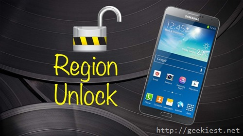How to region unlock Samsung phones for FREE