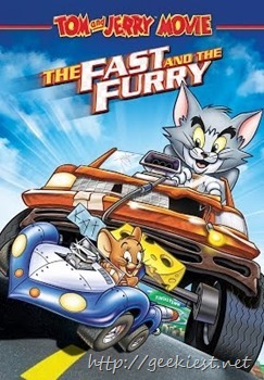 Rent Tom and Jerry The Fast and the Furry for FREE