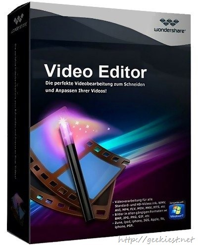 Review and Giveaway - Wondershare Video Editor