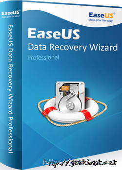 Review and giveaway - EaseUS Data Recovery Wizard Professional