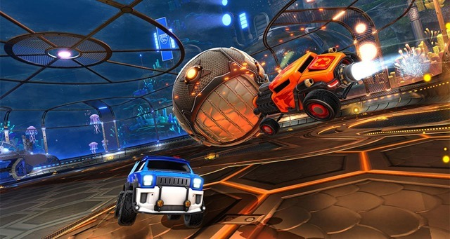 Rocket League free to play weekend
