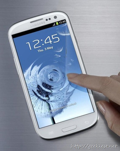 Samsung Galaxy S III Official - 1