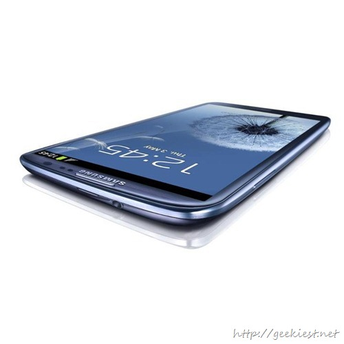 Samsung Galaxy S III Official - 3