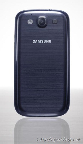 Samsung Galaxy S III Official - 4