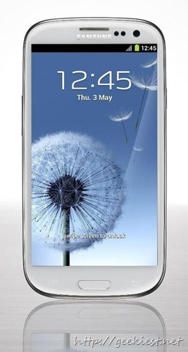 Samsung Galaxy S III Official - 5