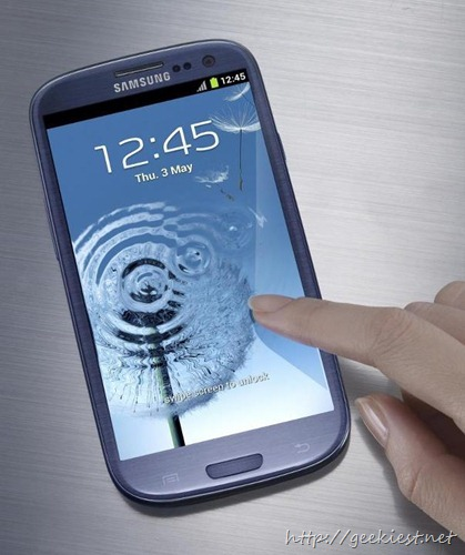 Samsung Galaxy S III Official - 6