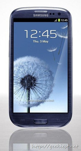 Samsung Galaxy S III Official - 7