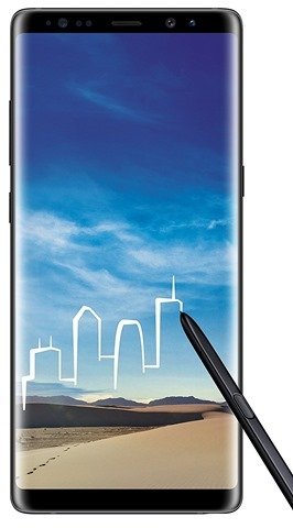 Samsung Galaxy Note8 India
