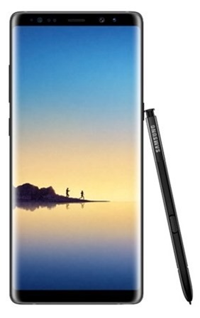 Samsung Galaxy Note8 official