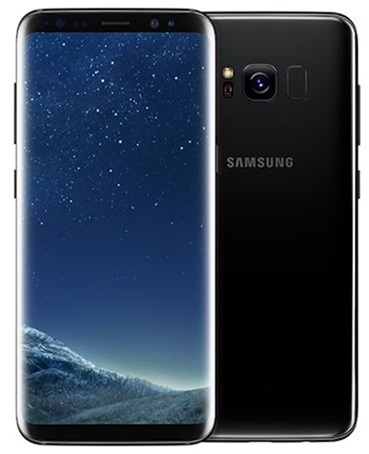 Samsung Galaxy S8 official