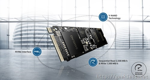 Samsung launches fastest SSD - Samsung 950 PRO SSD