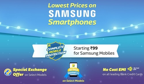 Samsung phone Offers