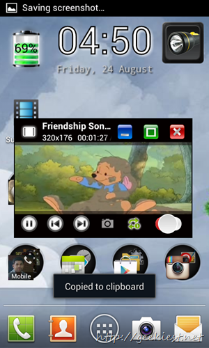 Free Popup Floating Video Player for Android