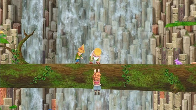Secret of Mana HD 2018