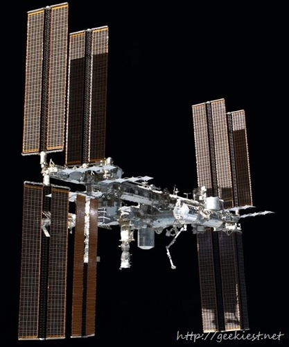 See the International Space Station