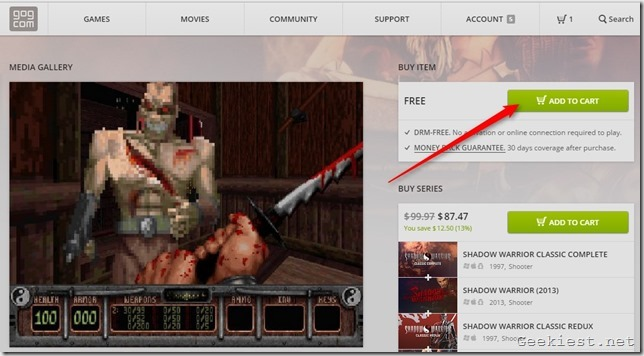 Shadow Warrior Classic Complete Edition GOG 2