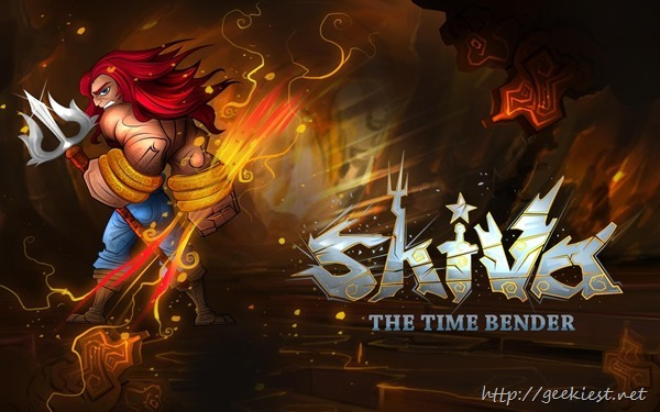 Shiva The Time Bender– Free android game