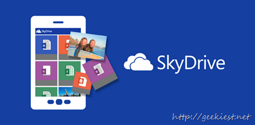 SkyDrive-Official-Android-App