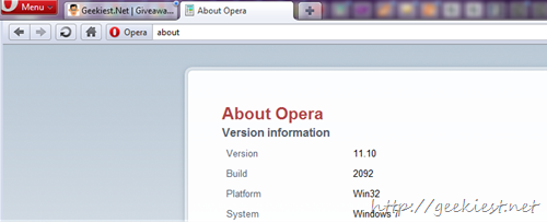 Slow Internet Connection- Use Opera 11.10 Baracuda for Browsing