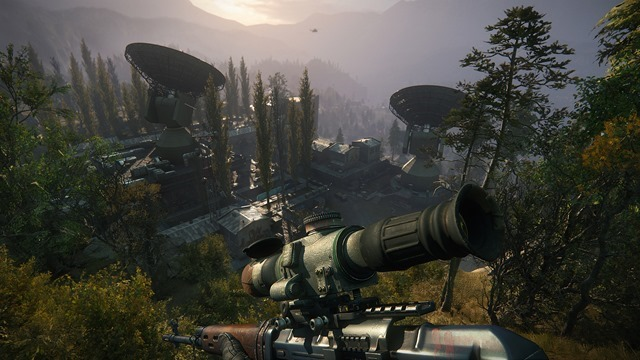 Sniper Ghost Warrior 3 Scope