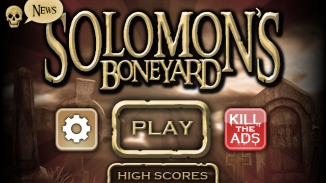 Solomon's Boneyard Android iOS 11
