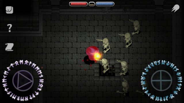 Solomon's Keep Android version enemies