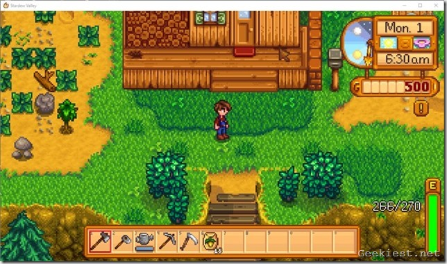 Stardew valley hilltop Farm 2