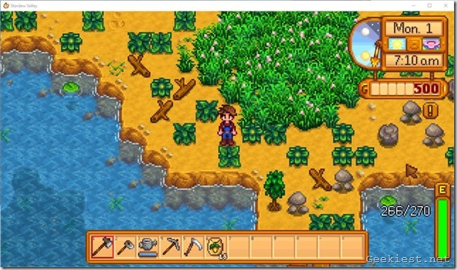 Stardew valley riverland Farm 2