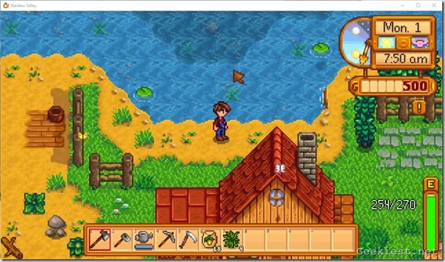 Stardew valley riverland Farm 3