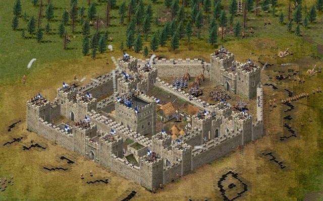 Stronghold HD free GOG