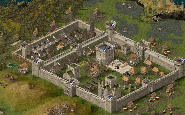 Stronghold HD is free on GOG