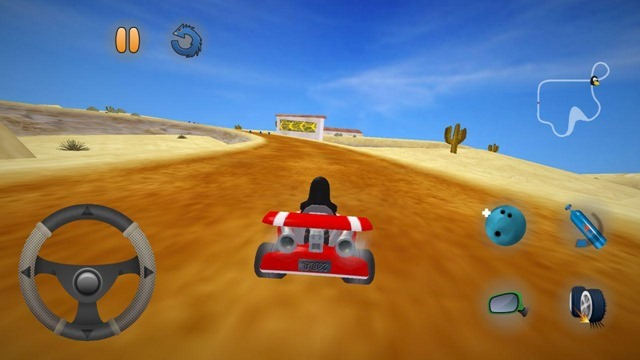 SuperTuxKart Android 2