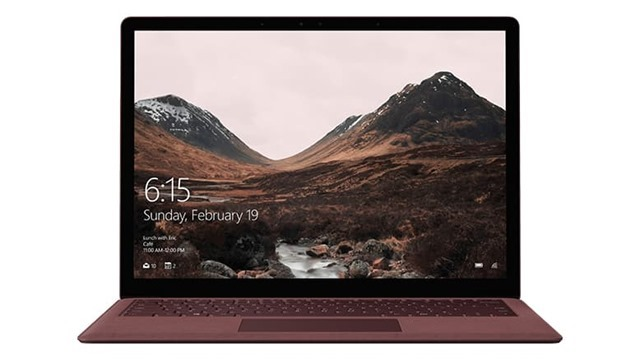 Surface Laptop b