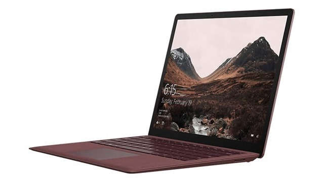 Surface Laptop c