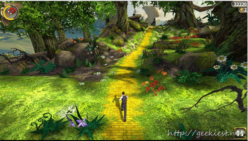 Temple Run for Windows 8