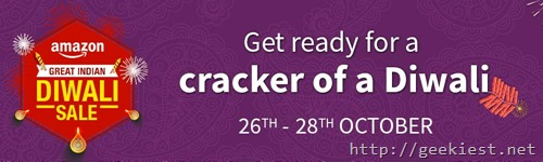 The Great Indian Diwali Sale by Amazon India